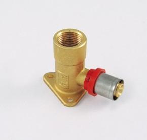 Racorduri de presare pentru tub multistrat - 1656 - Racorduri de presare tevi multistrat