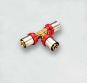 Racorduri de presare pentru tub multistrat - 1657 - Racorduri de presare tevi multistrat