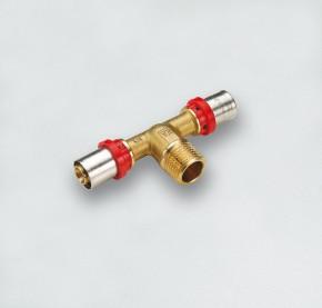 Racorduri de presare pentru tub multistrat - 1658 - Racorduri de presare tevi multistrat