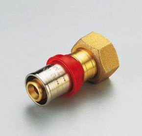 Racorduri de presare pentru tub multistrat - 1666 - Racorduri de presare tevi multistrat