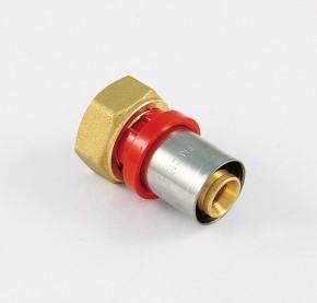 Racorduri de presare pentru tub multistrat -1668 - Racorduri de presare tevi multistrat