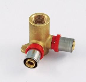 Racorduri de presare pentru tub multistrat - 1676 - Racorduri de presare tevi multistrat