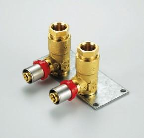 Racorduri de presare pentru tub multistrat - 1679KB - Racorduri de presare tevi multistrat