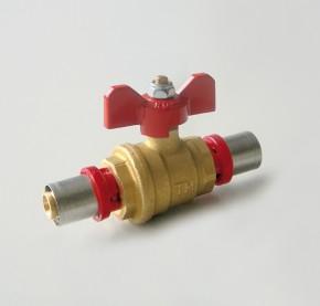 Racorduri de presare pentru tub multistrat - 1691 - Racorduri de presare tevi multistrat