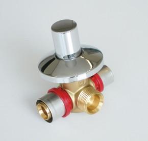 Racorduri de presare pentru tub multistrat - 1693 - Racorduri de presare tevi multistrat