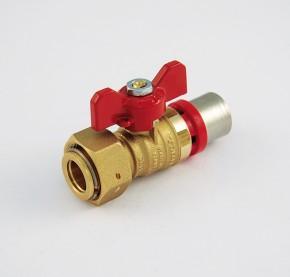 Racorduri de presare pentru tub multistrat - 1697 - Racorduri de presare tevi multistrat