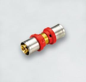 Racorduri de presare pentru tub multistrat-1651 - Racorduri de presare tevi multistrat