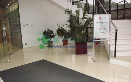 Pardoseala decorativa - Farmacia Unika Macin - Pardoseli poliureice