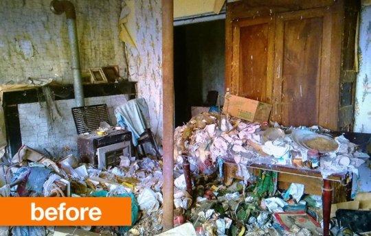O ruina cumparata cu 1 euro si transformata intr-o locuinta confortabila - Locuinta confortabila