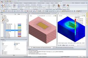 Midas GTS NX-Software integrat pentru proiectarea si analiza 2D/3D a structurilor geotehnice si de tunele - Midas GTS NX-Software integrat pentru proiectarea si analiza 2D/3D a structurilor geotehnice si de tunele