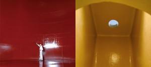 MasterSeal M 391 - Membrana pe baza de rasina epoxidica pentru hidroizolatia rezervoarelor - Pelicule hidroizolante