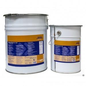 MasterSeal M 336 - Strat de acoperire elastomeric pentru impermeabilizarea si protejarea elementelor de beton - Pelicule hidroizolante