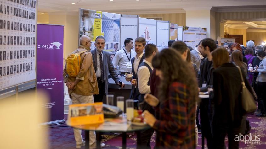 Standuri SHARE Bucuresti 2017 - Forumul SHARE a reunit timp de doua zile arhitecti internationali ingineri
