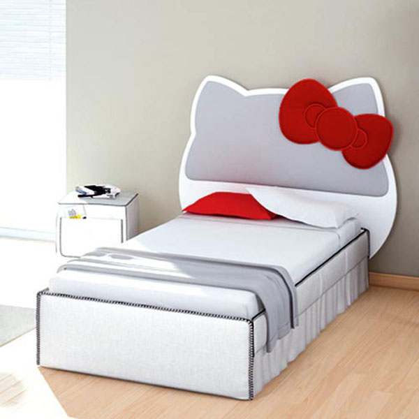 Pictures Of Hello Kitty Bed With Storage