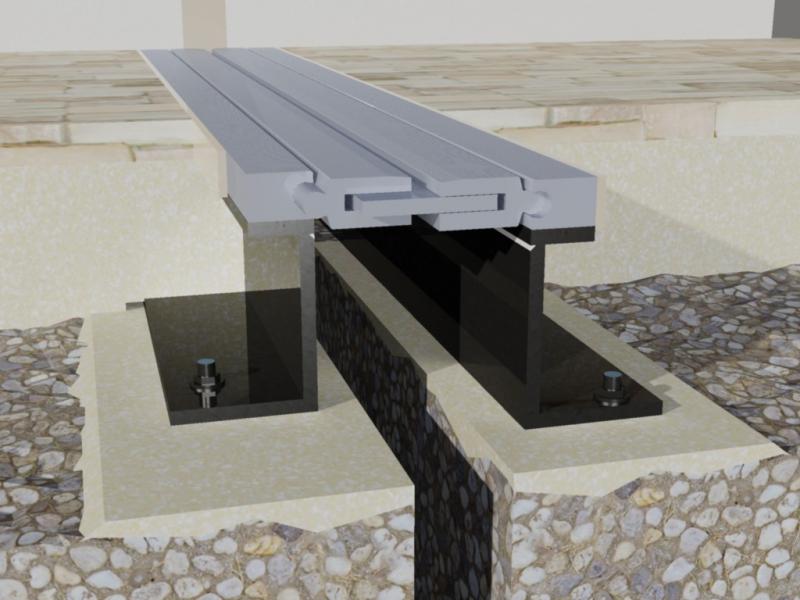 Solutii moderne de acoperire a rosturilor de dilatatie in cadrul constructiilor civile si industriale - Solutii