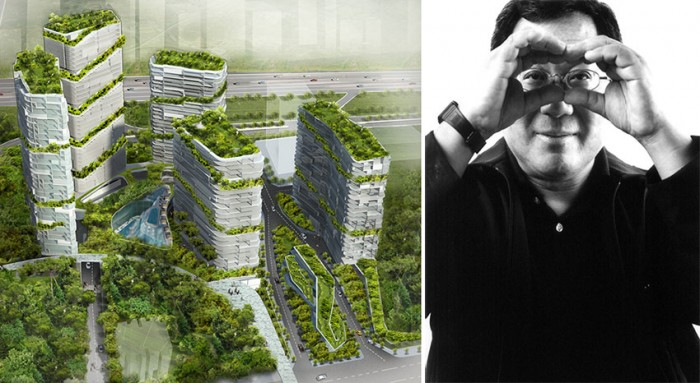 Interviu cu pionierul arhitecturii ecologice - Ken Yeang, invitat special al Forumului International de Arhitectura SHARE din 6-7 noiembrie 2017 - Interviu cu pionierul arhitecturii ecologice - Ken Yeang, invitat special al Forumului International de Arhitectura SHARE din 6-7 noiembrie 2017