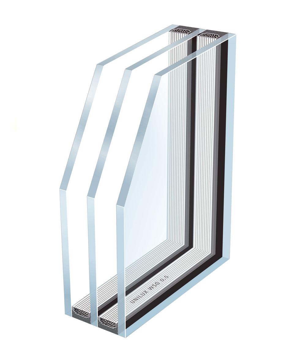 Superthermo 3 - Tamplarie din lemn placat cu aluminiu - solutia ideala pentru case pasive