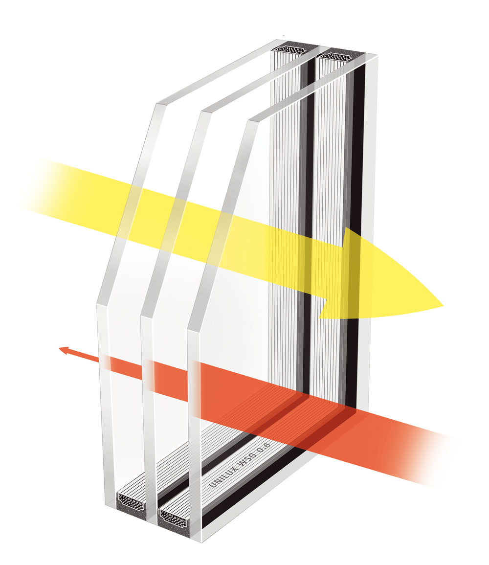 Thermowhite 3 - Tamplarie din lemn placat cu aluminiu - solutia ideala pentru case pasive