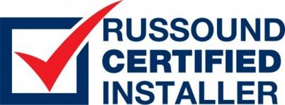 russound logo - Certified Russound Installer