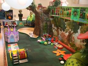 Kidsland Izzi - Parcuri de distractie
