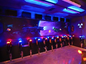 Laser land - Parcuri de distractie