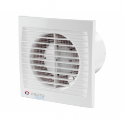Ventilator standard diam 125mm, Silenta cu timer - Ventilatie casnica silentioase