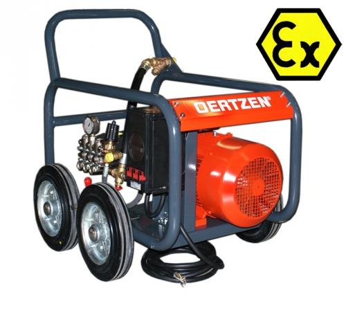Echipament de spalat cu presiune Oertzen E240 antiex - Oertzen spalare cu presiune echipamente de calitate