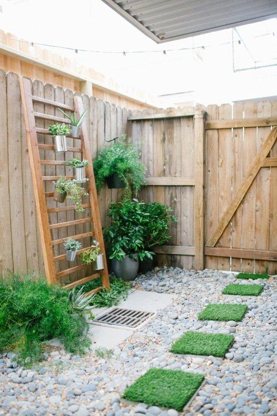 Solutii pentru terasele exterioare de mici dimensiuni - Solutii pentru terasele exterioare de mici dimensiuni