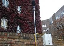Praf si calitatea aerului - Sisteme de masuratori a mediului - e-box
