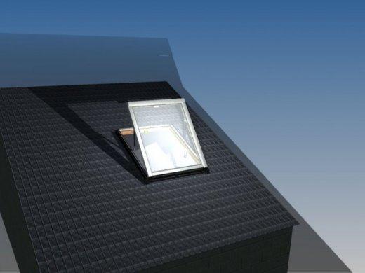 Certitoit - Fereastra in acoperis pentru ventilatie si sau evacuare a fumului - Certitoit - Fereastra