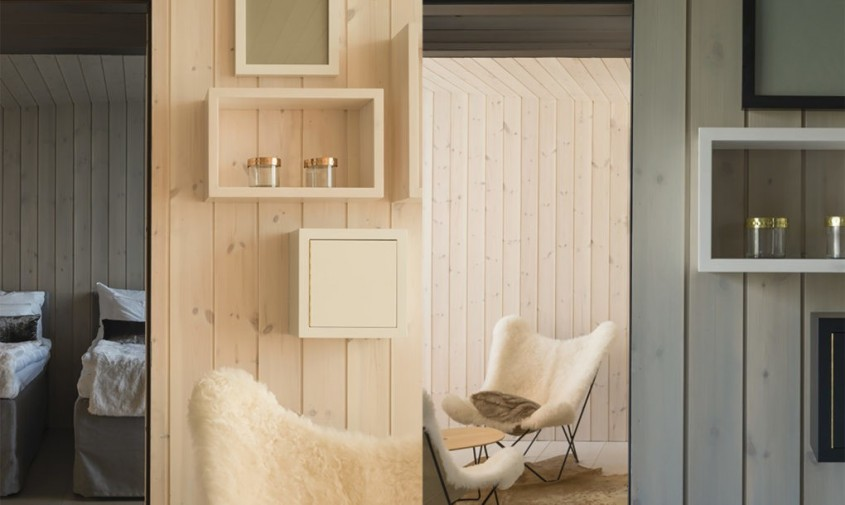 Arctic TreeHouse Hotel - Admira frumusestea peisajului arctic dintr-un hotel ca o casa in copac!
