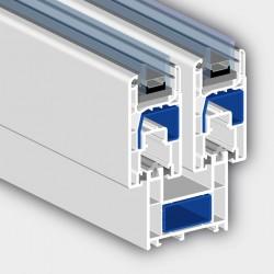 Profil ROPLASTO 4003 sistem de ferestre glisante - Profile PVC pentru ferestre