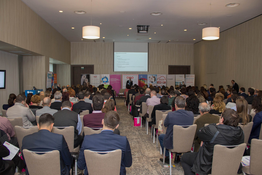 "Doingbusiness ro a lansat la Brasov conferinta nationala ""Business to more Business"" eveniment cu audienta record"