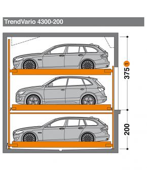 TrendVario 4300 200 - 375 - TrendVario 4300