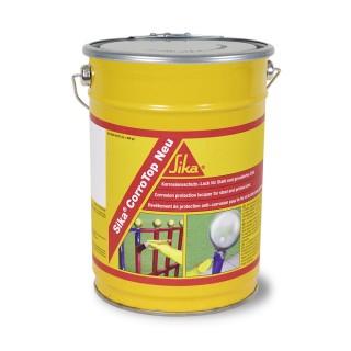 Acoperire monocomponenta pentru suprafete din otel si otel galvanizat grunduite - Protectii anticorozive pentru beton si metal