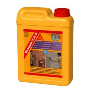 Material de impregnare hidrofobizant - Protectii anticorozive pentru beton si metal