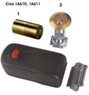 Yala electromagnetica cod 1A610 /cod 1A611 - Broaste si yale electromagnetice aplicate