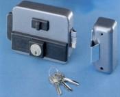 Yala electrica - cod 5015 - Broaste si yale electromagnetice aplicate