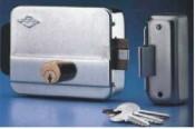 Yala aplicata electrica pentru porti - 5011 - Broaste si yale electromagnetice aplicate