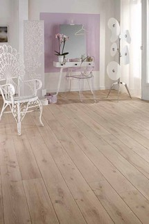 Parchet masiv Tufeau oiled - Parchet masiv Daylight White