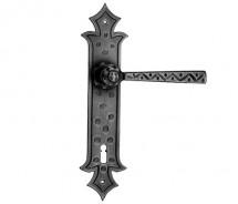 Maner fier forjat CORDOBA - Manere si silduri din fier forjat pentru usi si ferestre