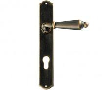 Maner fier forjat OSLO - Manere si silduri din fier forjat pentru usi si ferestre