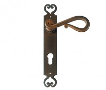 Maner fier forjat ROMA - Manere si silduri din fier forjat pentru usi si ferestre