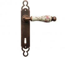 Maner fier forjat VIENA - Manere si silduri din fier forjat pentru usi si ferestre