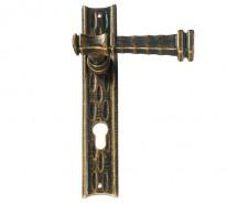 Maner fier forjat BAROC - Manere si silduri din fier forjat pentru usi si ferestre
