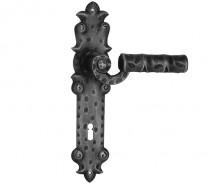 Maner fier forjat BONN - Manere si silduri din fier forjat pentru usi si ferestre