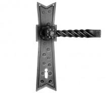 Maner fier forjat 526 - Manere si silduri din fier forjat pentru usi si ferestre