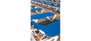 Sezlong PP 057 - Mobilier pentru plaja si piscina