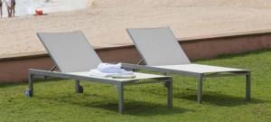 Sezlong PP 041 - Mobilier pentru plaja si piscina