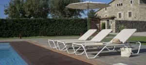 Sezlong PP 077 - Mobilier pentru plaja si piscina